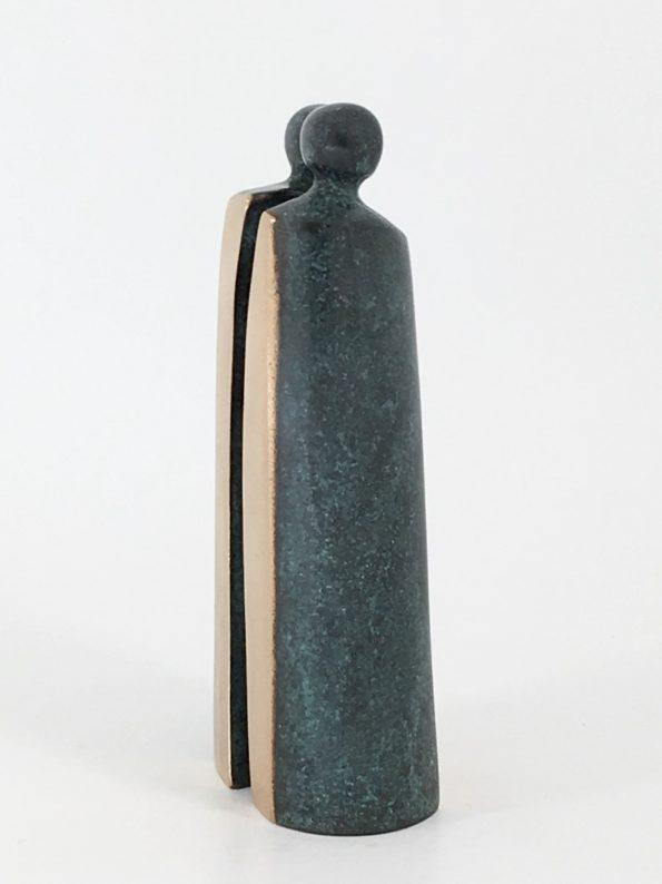 ENHET – äkta brons
