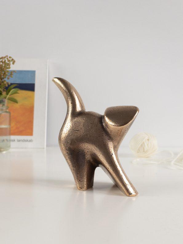 KAT - SJÄLVSTÄNDIGHET - riktig brons