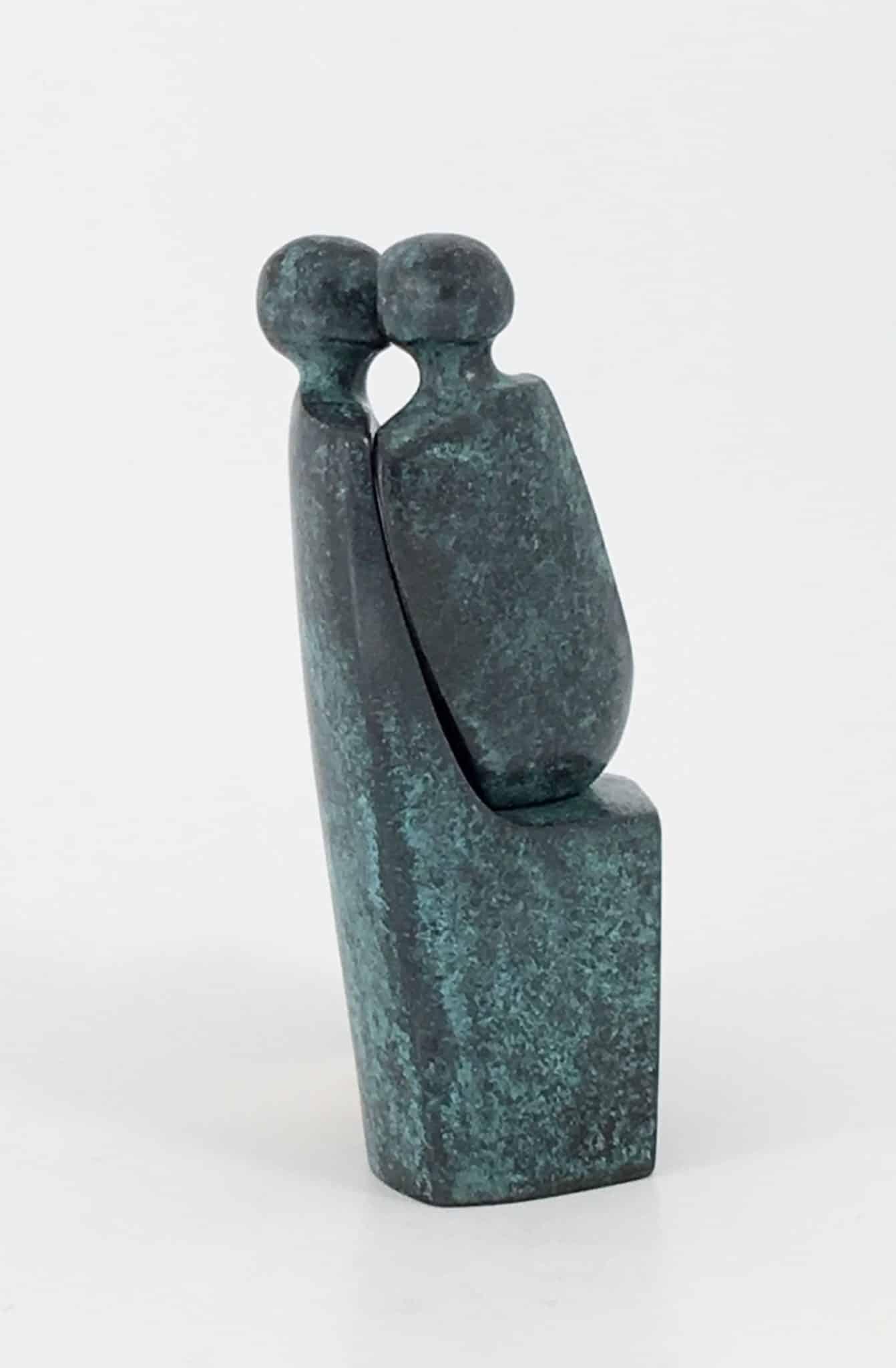 TILLSAMMANS – äkta brons